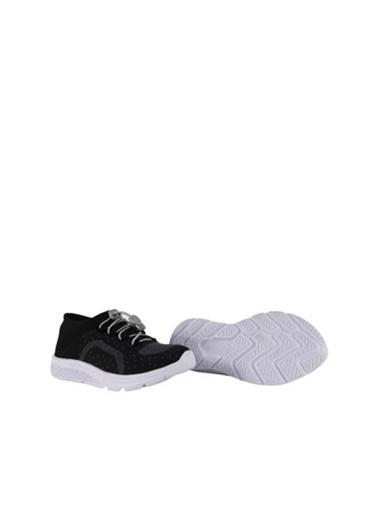 Kids A More Kyle Erkek Çocuk Çorap Ayakkabı  Siyah